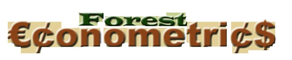 Forest Econometrics
